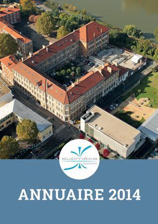2014 / Supméca Alumni / Annuaire des Ingénieurs
