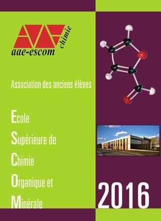 2016 / ESCOM / Annuaire des Ingénieurs