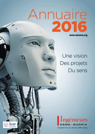 2016 / ESME-Sudria / Annuaire des Ingénieurs