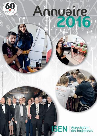 2016 / ISEN / Annuaire des Ingénieurs