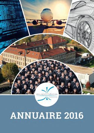 2016 / Supméca Alumni / Annuaire des Ingénieurs