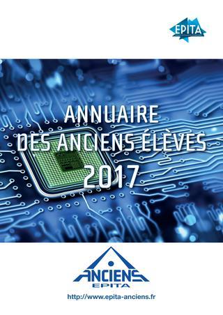 2016-2017 / EPITA / Annuaire des Ingénieurs