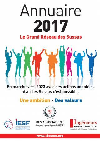 2017 / ESME-Sudria / Annuaire des Ingénieurs