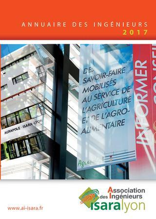 2017 / ISARA Lyon / Annuaire des Ingénieurs