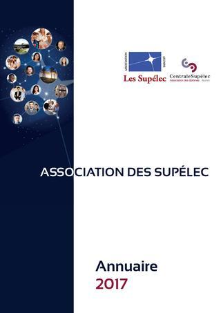 2017 / SUPELEC / Annuaire des Ingénieurs