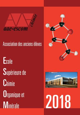 2018 / ESCOM / Annuaire des Ingénieurs