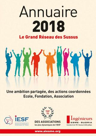2018 / ESME-Sudria / Annuaire des Ingénieurs