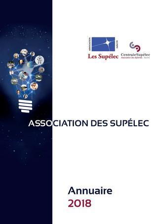 2018 / SUPELEC / Annuaire des Ingénieurs