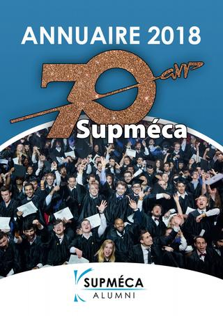 2018 / Supméca Alumni / Annuaire des Ingénieurs