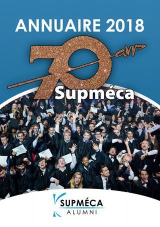 2018 / SUPMECA (ISAE) / Annuaire des Ingénieurs