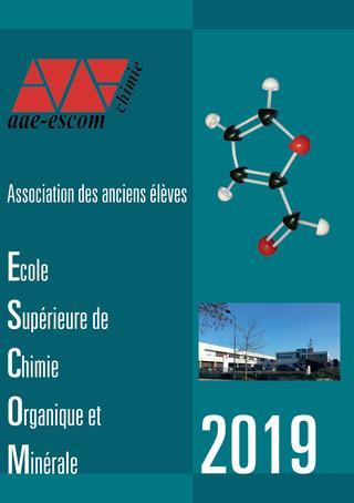 2019 / ESCOM / Annuaire des Ingénieurs
