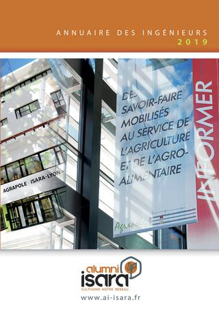 2019 / ISARA / Annuaire des Ingénieurs