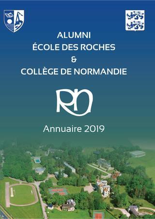 2019 / Ecole des Roches – Collège de Normandie / Annuaire