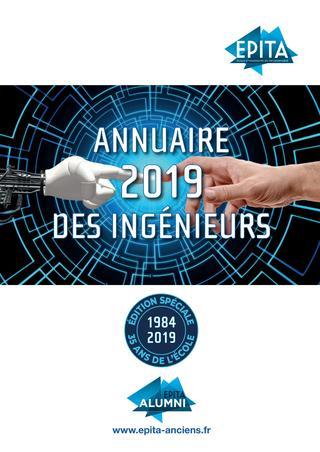 2019 / EPITA (IONIS Education) / Annuaire des Ingénieurs