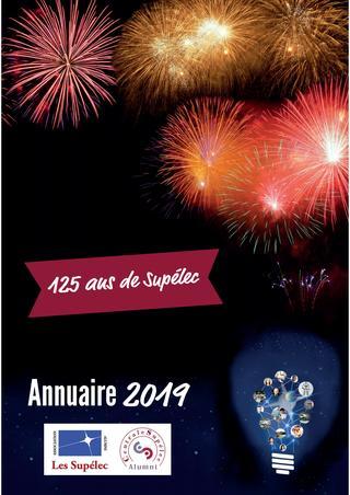 2019 / SUPELEC / Annuaire des Ingénieurs