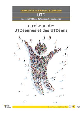 2020 / UTC (Université de Technologies de Compiègne) / Annuaire des Ingénieurs