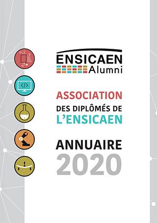 2020 / ENSICAEN / Annuaire des ingénieurs