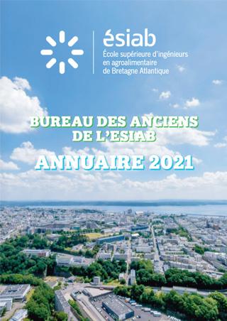 2021 / ESIAB (UBO) / Annuaire des Ingénieurs