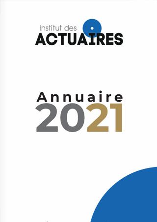 2021 / Institut des Actuaires / Annuaire des membres