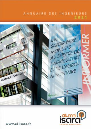 2021 / ISARA / Annuaire des Ingénieurs
